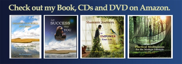 Shaman Jon Rasmussen Books, CDs and DVDs