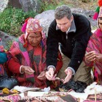 Alberto Villoldo and Inka Medicine Men Q'ero Shamans